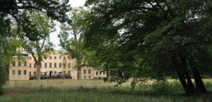 Schloss Steinhöfel Steinhoefel Brandenburg Gilly, Massow, Fontane © Karin Mühlenberg